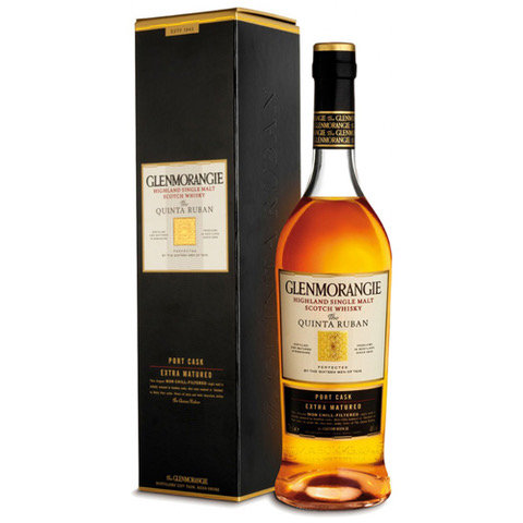 Glenmorangie The Quinta Ruban Single Malt Scotch Whisky