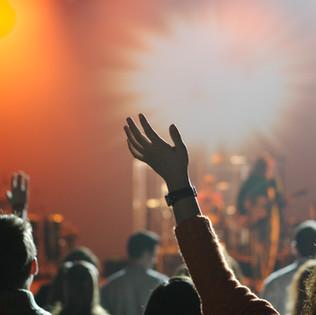 A summer of worship