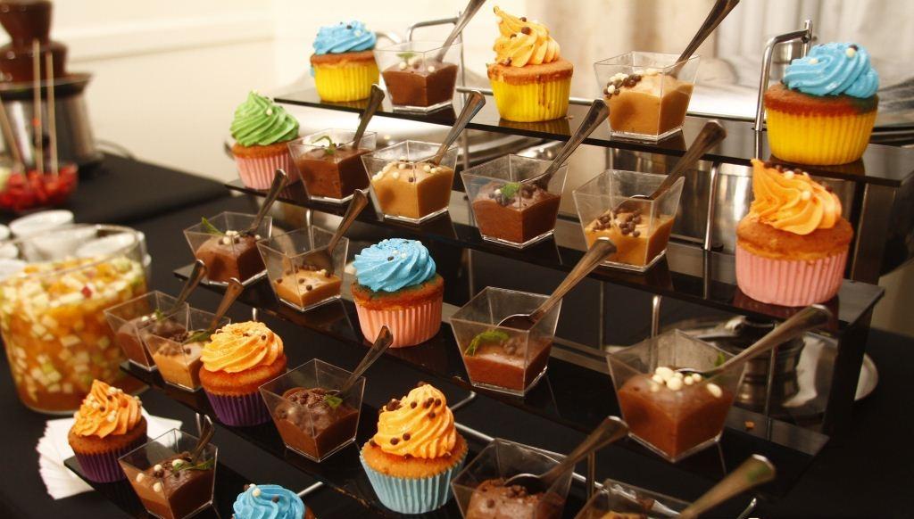 Cupcakes y Shots