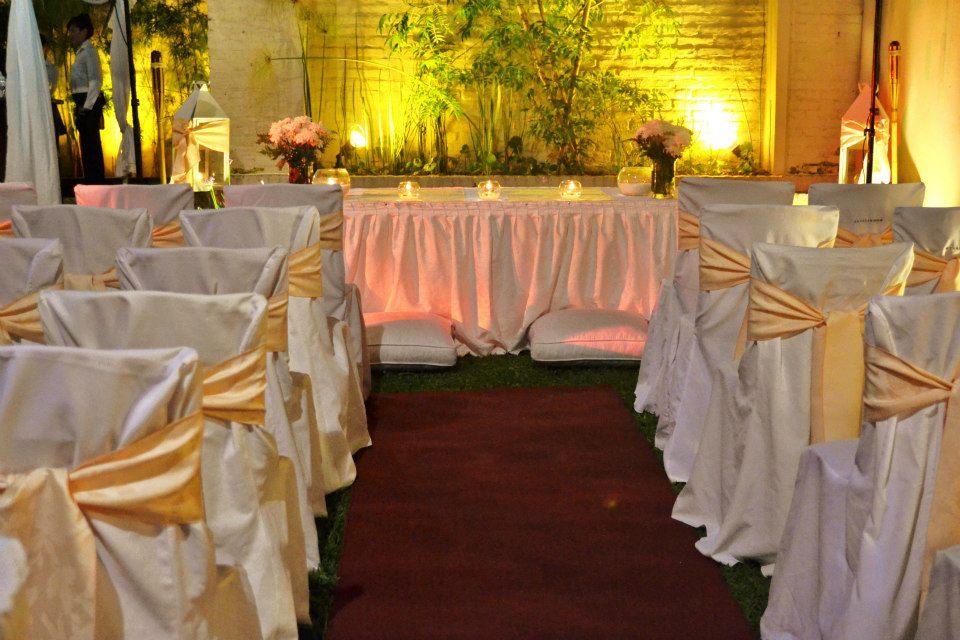Altar para ceremonia 2