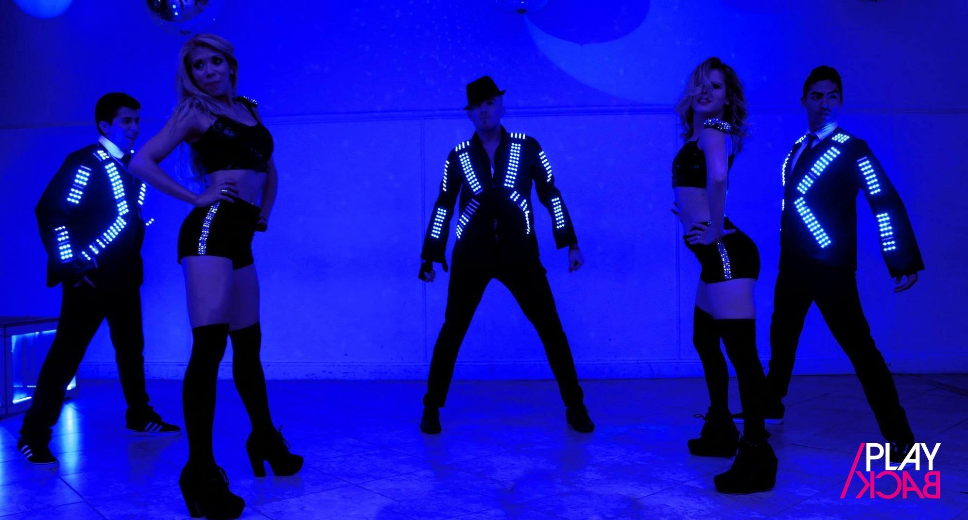 Chaquetas-Grupo Playback