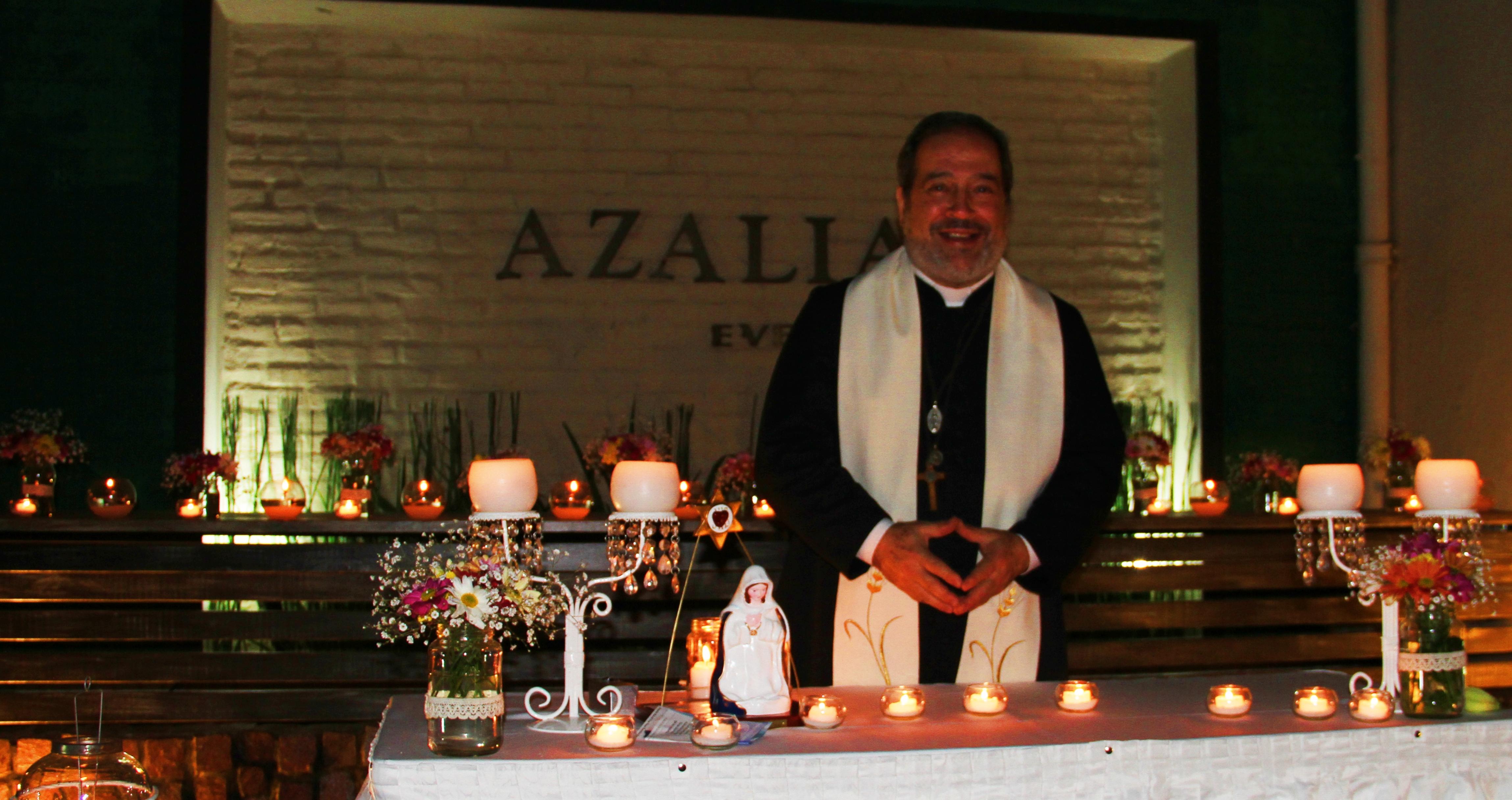 Altar para ceremonia 5