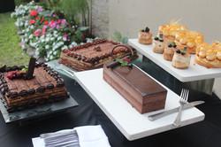 Maquise de Chocolate