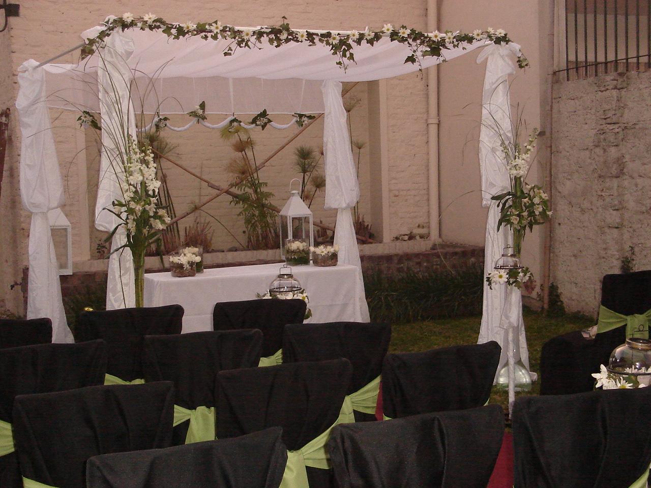 Altar para ceremonia 4