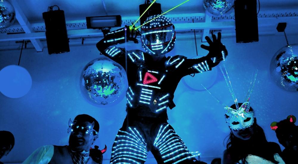 Robot Led 11