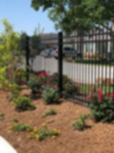 Security features at Pin Oak Office Village