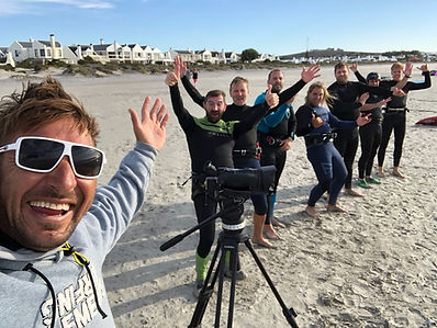 cape town video session