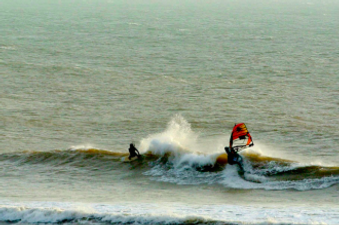 moulay wave riding