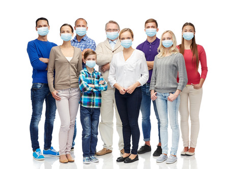 A Therapist's Emotional Response to a Global Pandemic              by Joanna Barrett