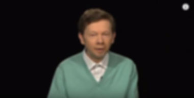 Eckhart Tolle Accepting the present mome