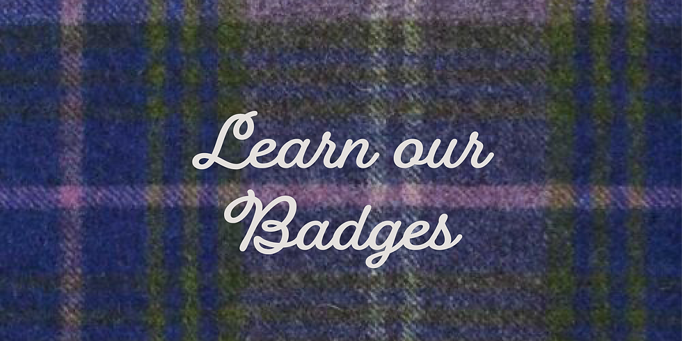 Learn our Badges