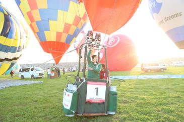 Saga International Balloon Fiesta 2019