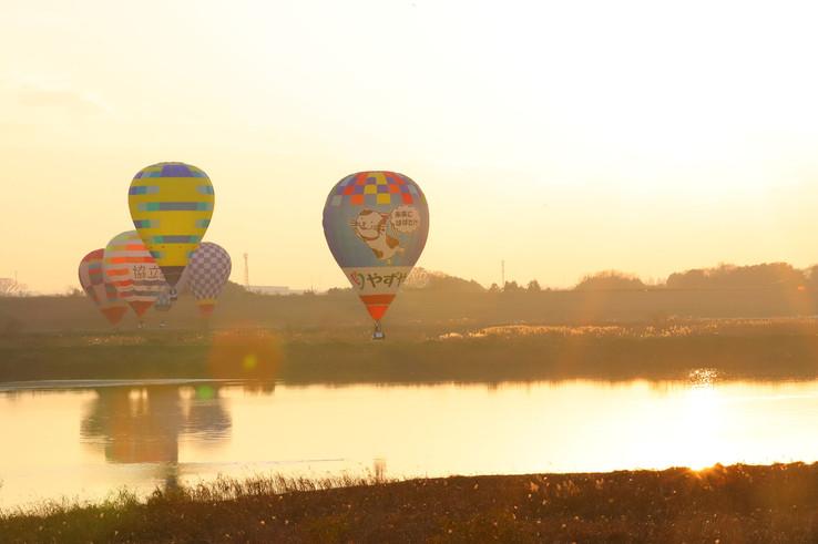 Watarase Balloon Race 2020