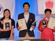佐賀新聞に掲載されました「藤田雄大選手にトロフィーと賞金 バルーンフェスタ表彰式」