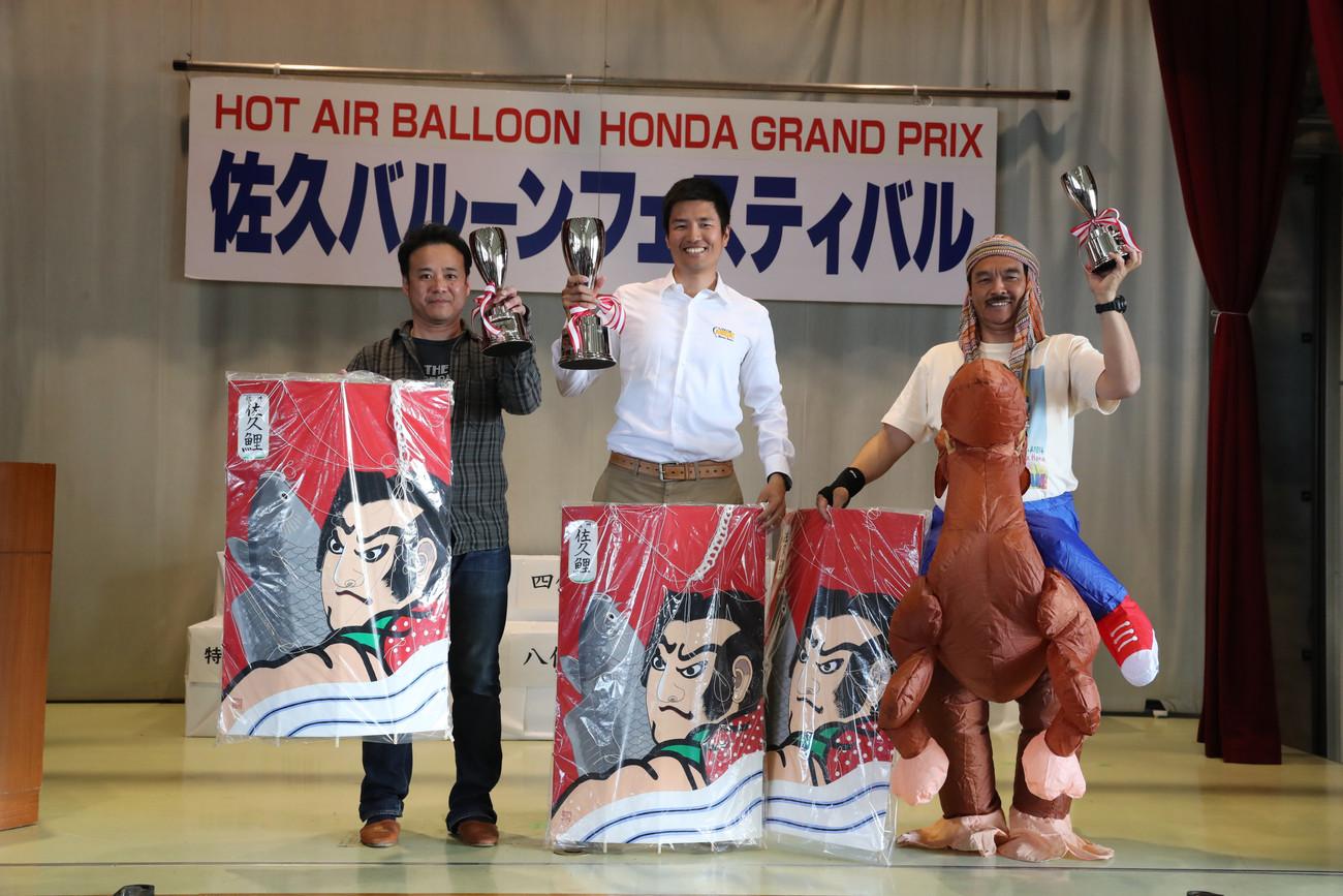 佐久バルーンフェスティバル2019
