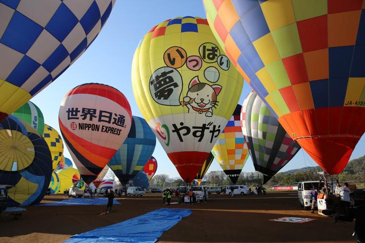 佐久バルーンフェスティバル2021