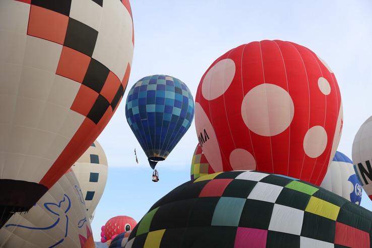 Saku Balloon Festival 2019