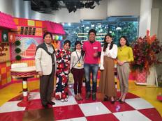 東京MX「週末ハッピーライフ!お江戸に恋して」で熱気球の魅力を紹介