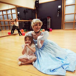 Cinderella and Princess Emily