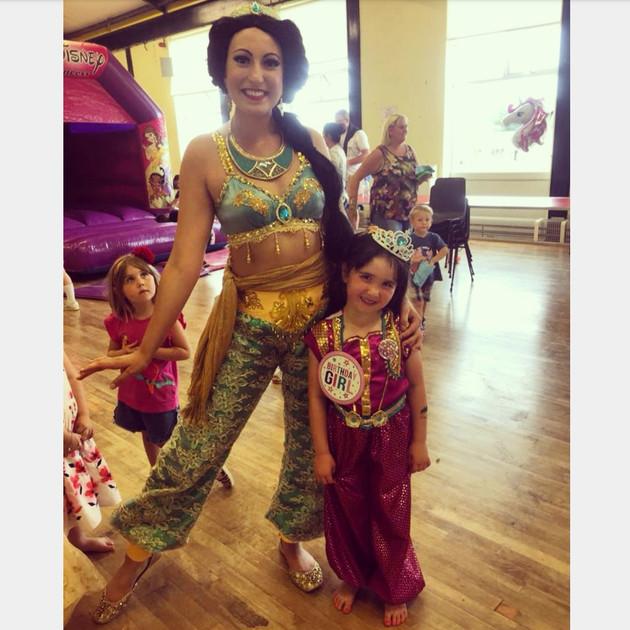The Arabian Princess