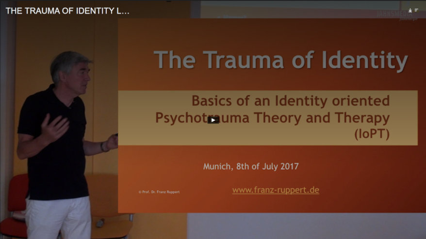 Franz Ruppert - Trauma of Identify