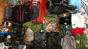 Manutenzione e ripristino della nostra attrezzatura da trekking.