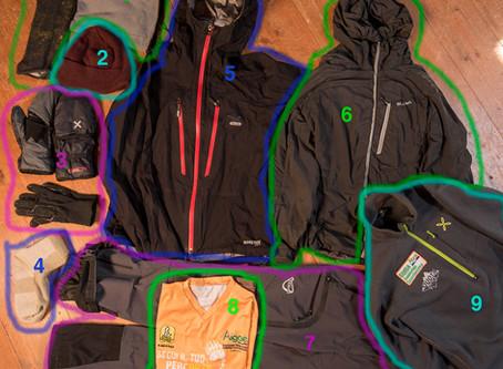 Come ci si veste per le escursioni invernali?