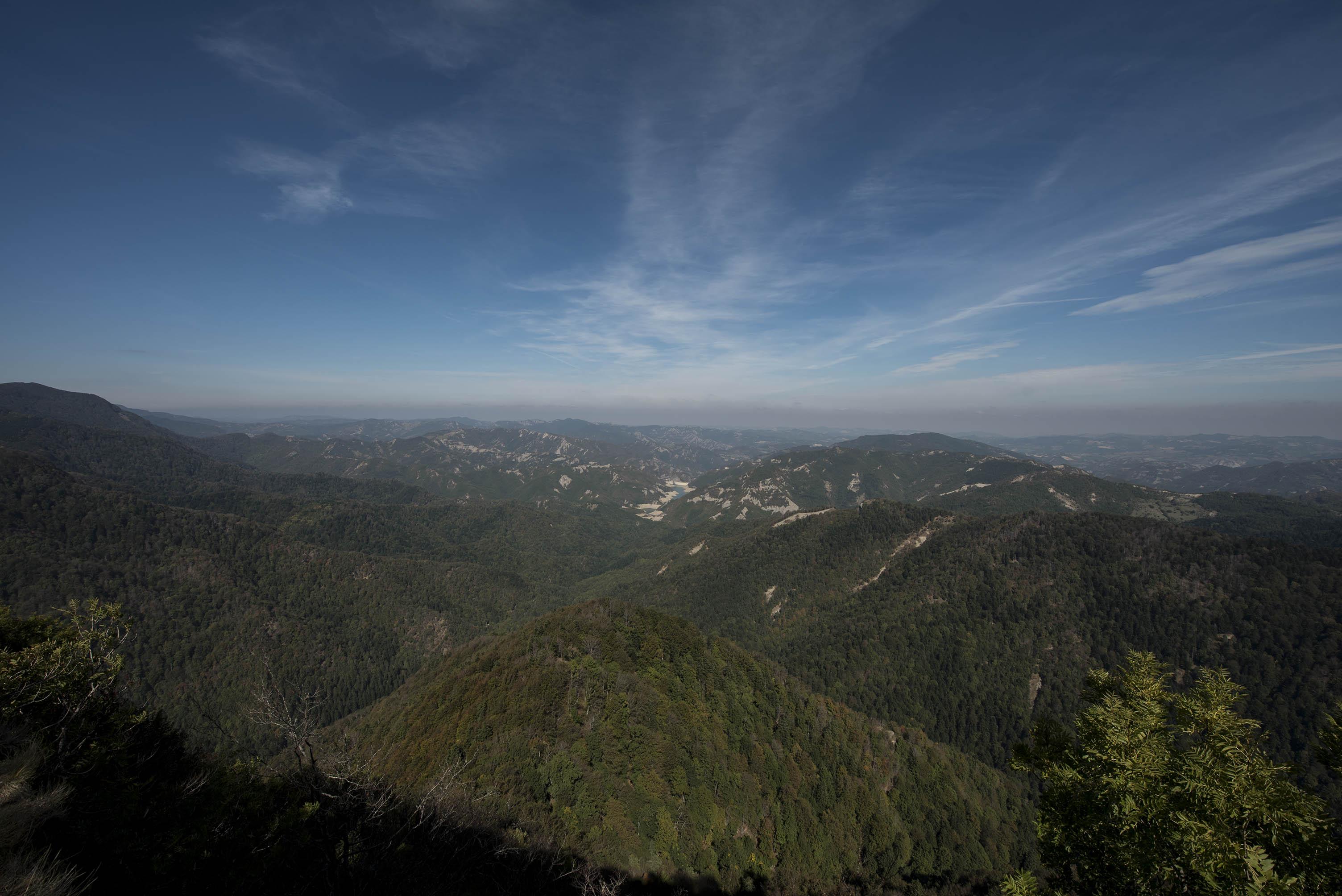 Monte Penna Landscape