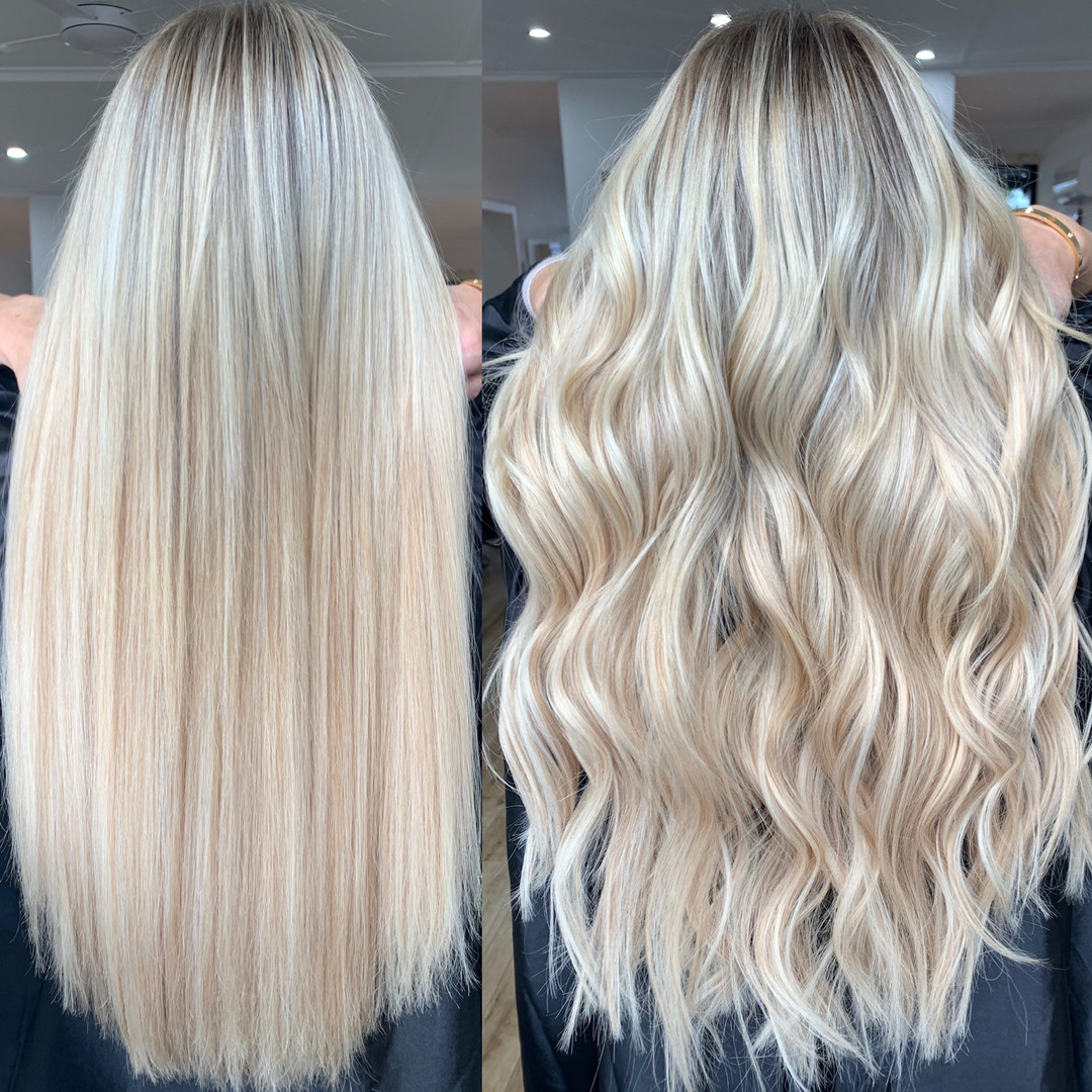 Blonde/ Hair Extension Specialists NSW