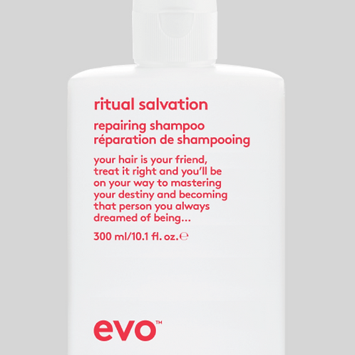 ritual salvation - repairing shampoo