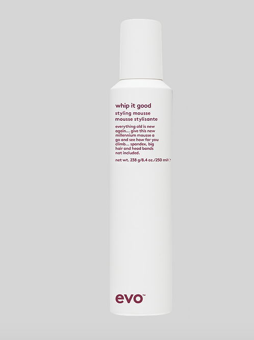 whip it good - styling mousse