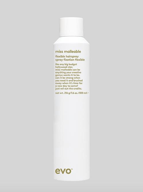 miss malleable - flexible hairspray