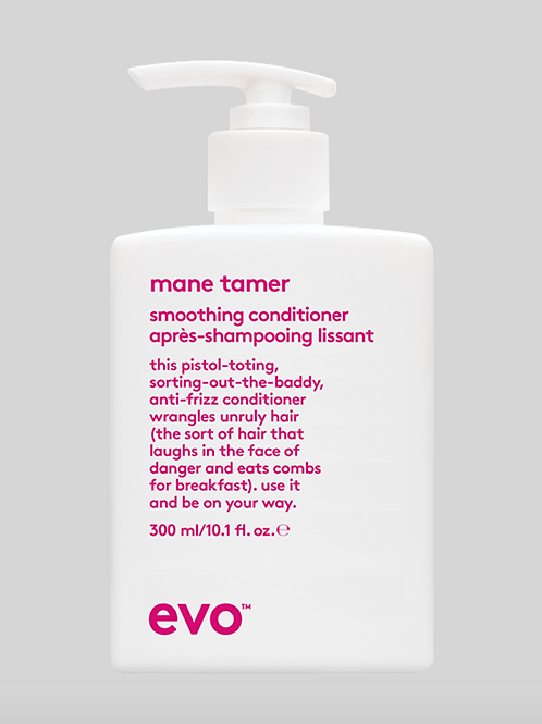 mane tamer - smoothing conditioner