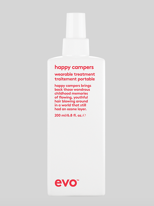 happy campers - wearable treatment