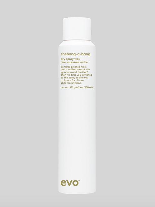 shebang-a-bang - dry spray wax