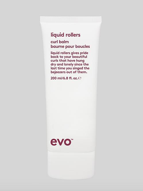 liquid rollers - curl balm