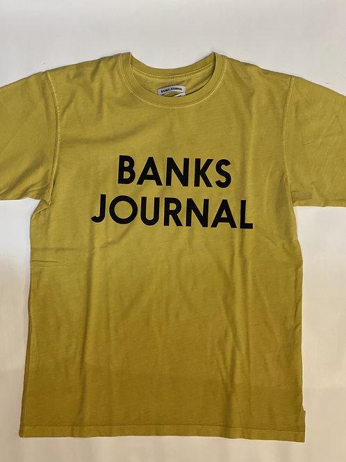 <BANKS>Tシャツ SUNBEAN
