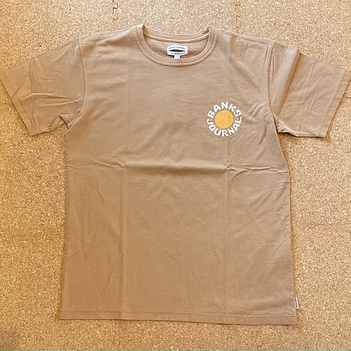 <BANKS>半袖Tシャツ [TOFFEE]
