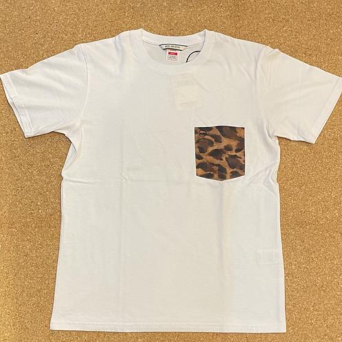 <ROIAL>半袖Tシャツ[WHITE]