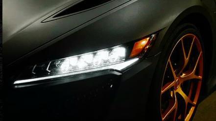 matrix headlight