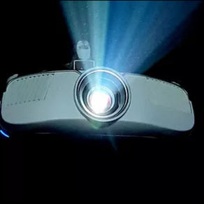 Projector LED source