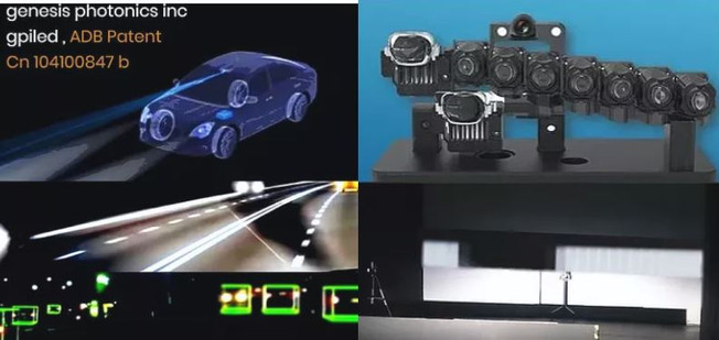 ADB system on road test
