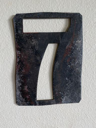No 7 clue
