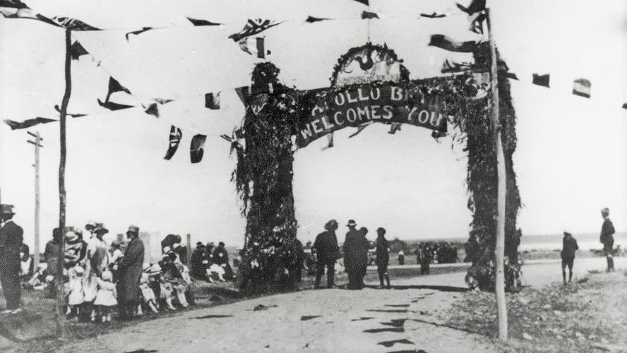 welcome to apollo bay 1900s