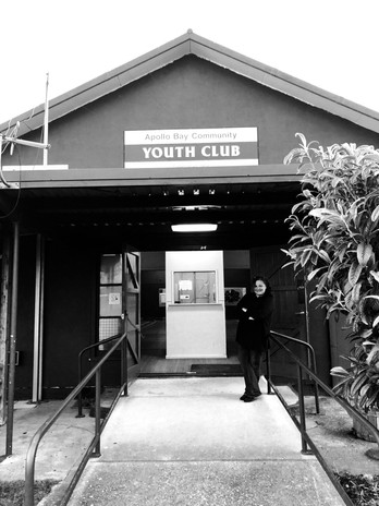 The Youth Club & Annabel Tunley