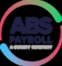 ABS_LogoTextmark_Vertical_InsideCircle_W