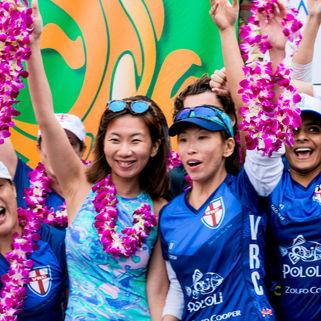 Hawai'i Tourism Hong Kong Dragon Boat Sponsorship