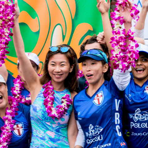 Hawai'i Tourism Hong Kong Dragon Boat Sponsorship