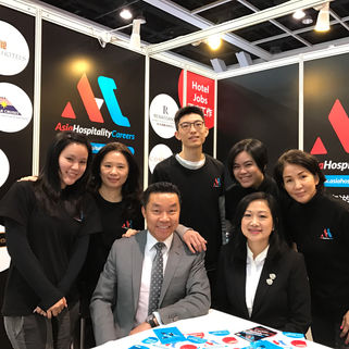 AHC at Careers Expo