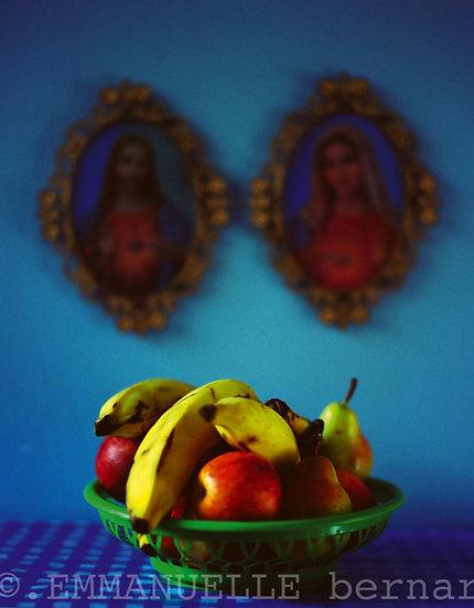Cesta de frutas , 1998